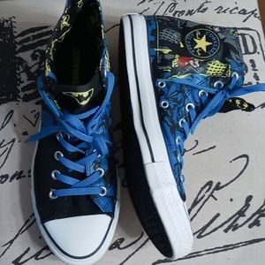Converse All-Star Chuck Taylor Batman & Robin